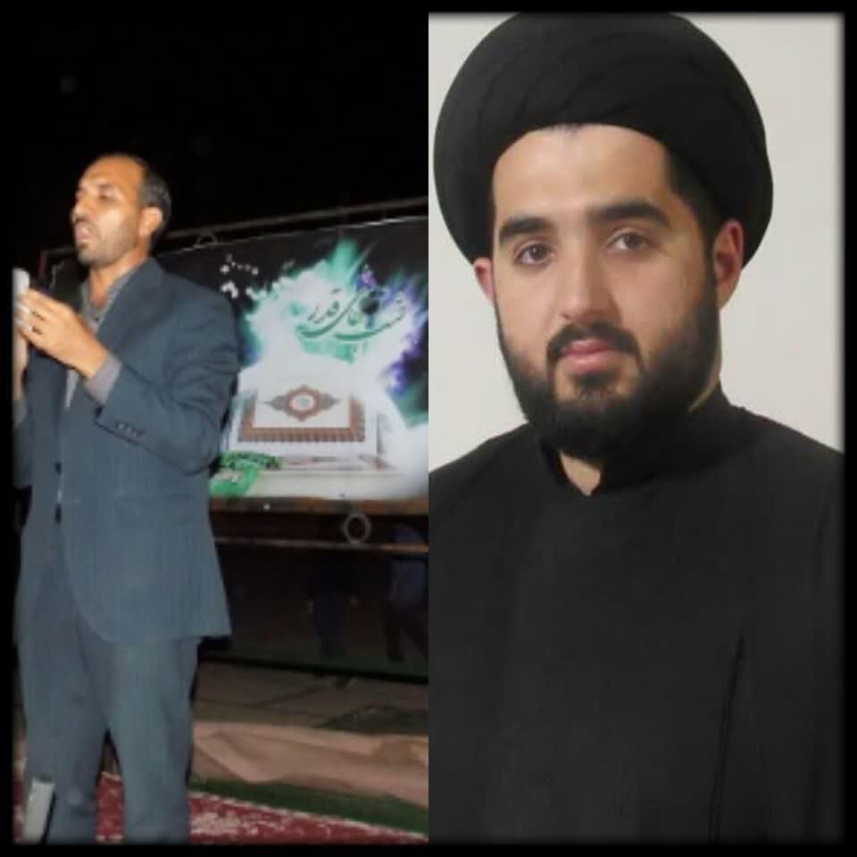 مراسم احیاء نخستین شب از لیالی قدر در امامزاده سیدجلال الدین اشرف