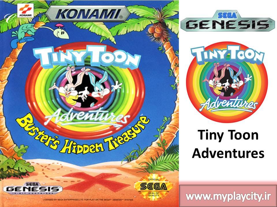 دانلود بازی Tiny Toon Adventures برای کامپیوتر