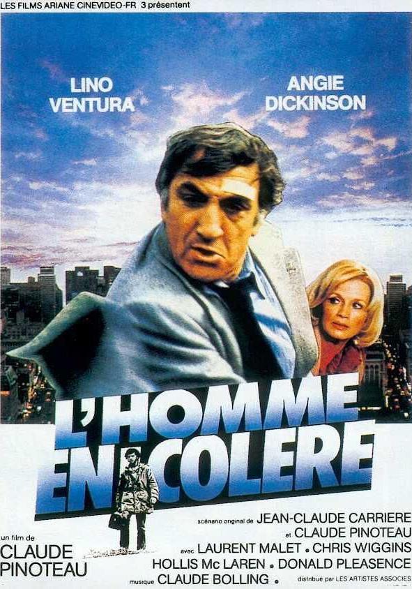 دانلود دوبله فارسی فیلم مرد خشمگین L'homme en colère 1979