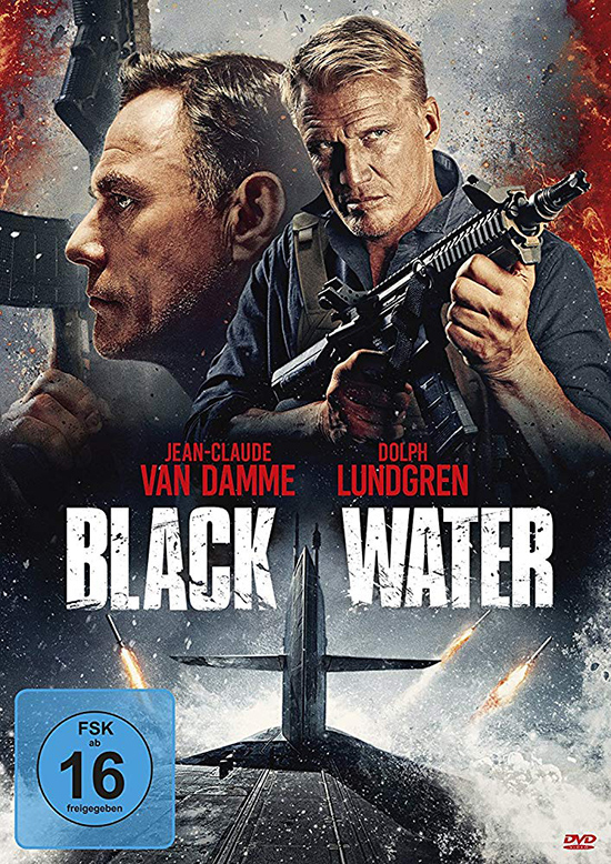 دانلود فیلم آب سیاه - Black Water 2018