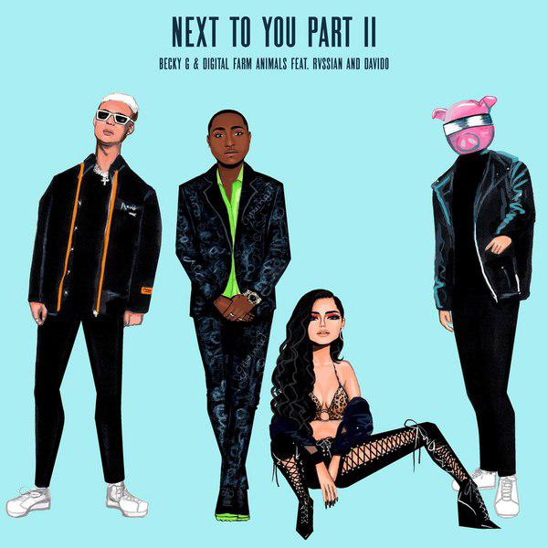Free Download Next To You Part II Song By Becky G