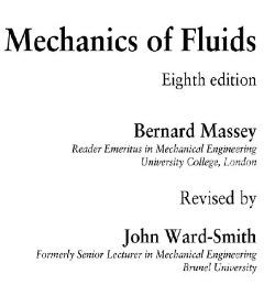 دانلود رایگان کتاب مکانیک سیالات ماسی ویرایش 8