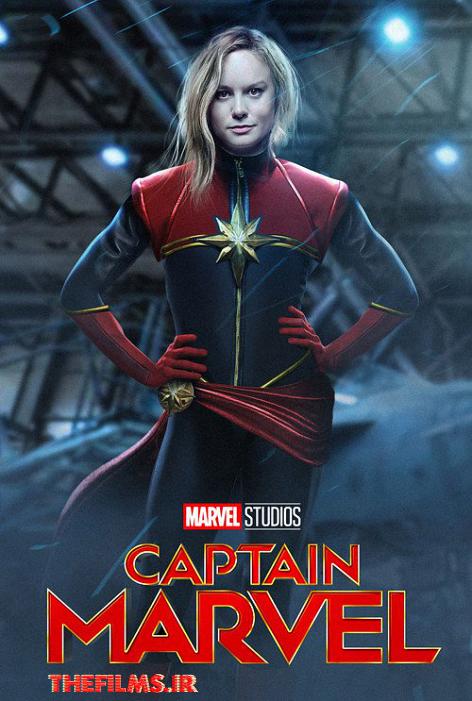 دانلود فیلم Captain Marvel 2019 با زیرنویس فارسی