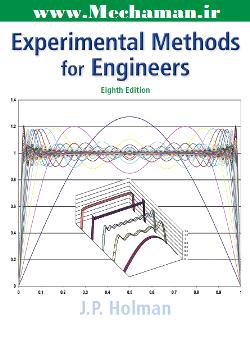 دانلود رایگان کتاب روش های تجربی برای مهندسین هولمن ویرایش 8