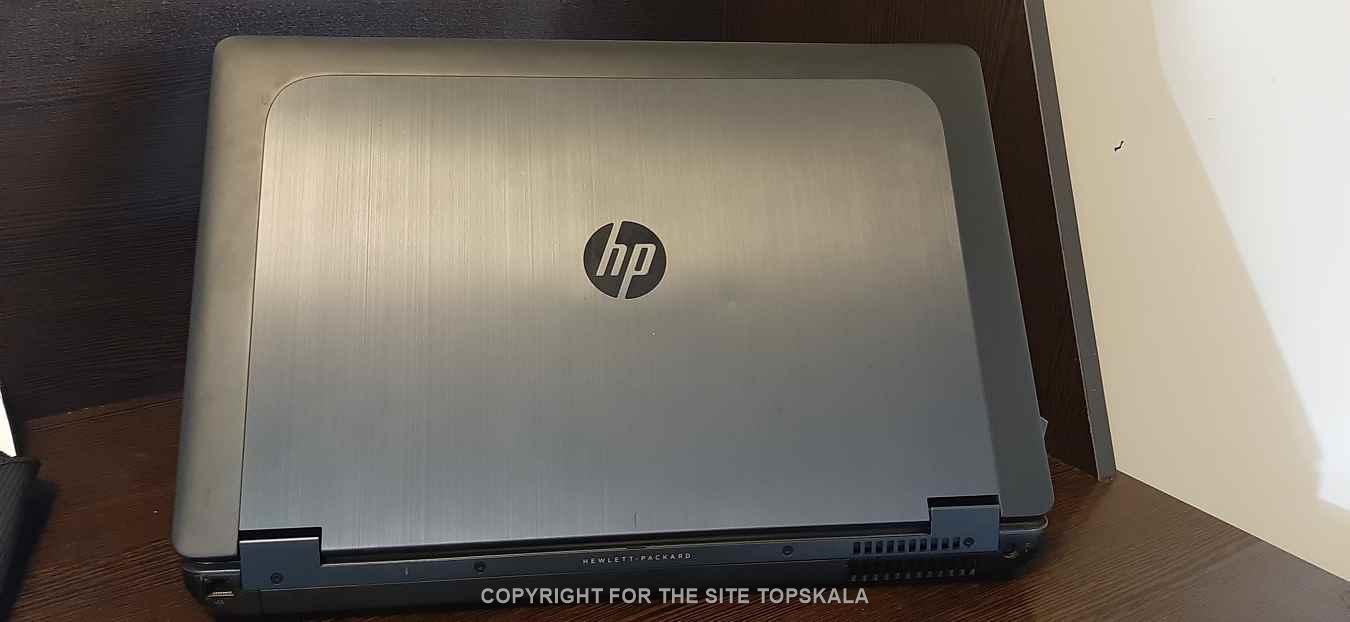 لپ تاپ استوک دل مدل ZBook 17 G2 با مشخصات i7-8GB-512GB-SSD-1TB-HDD-4GB-nVidia-Quadro-K3100