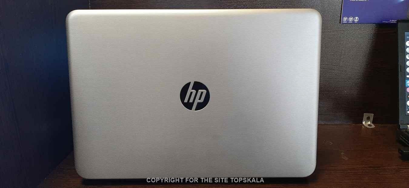 لپ تاپ استوک دل مدل HP 14 AM16 با مشخصات i5-8GB-1TB-HDD-2GB-intel-HD