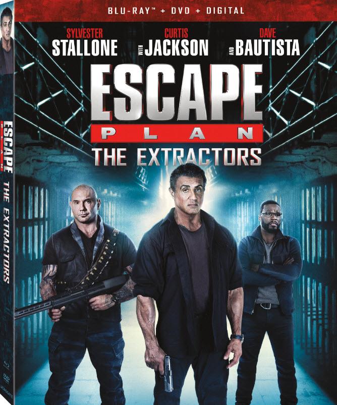 دانلود فیلم نقشه فرار 3 - Escape Plan 2019