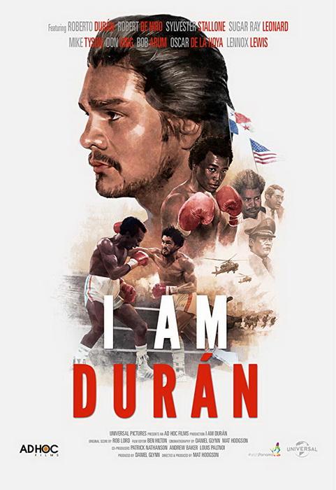 دانلود مستند زیبای :  I Am Durán (2019)