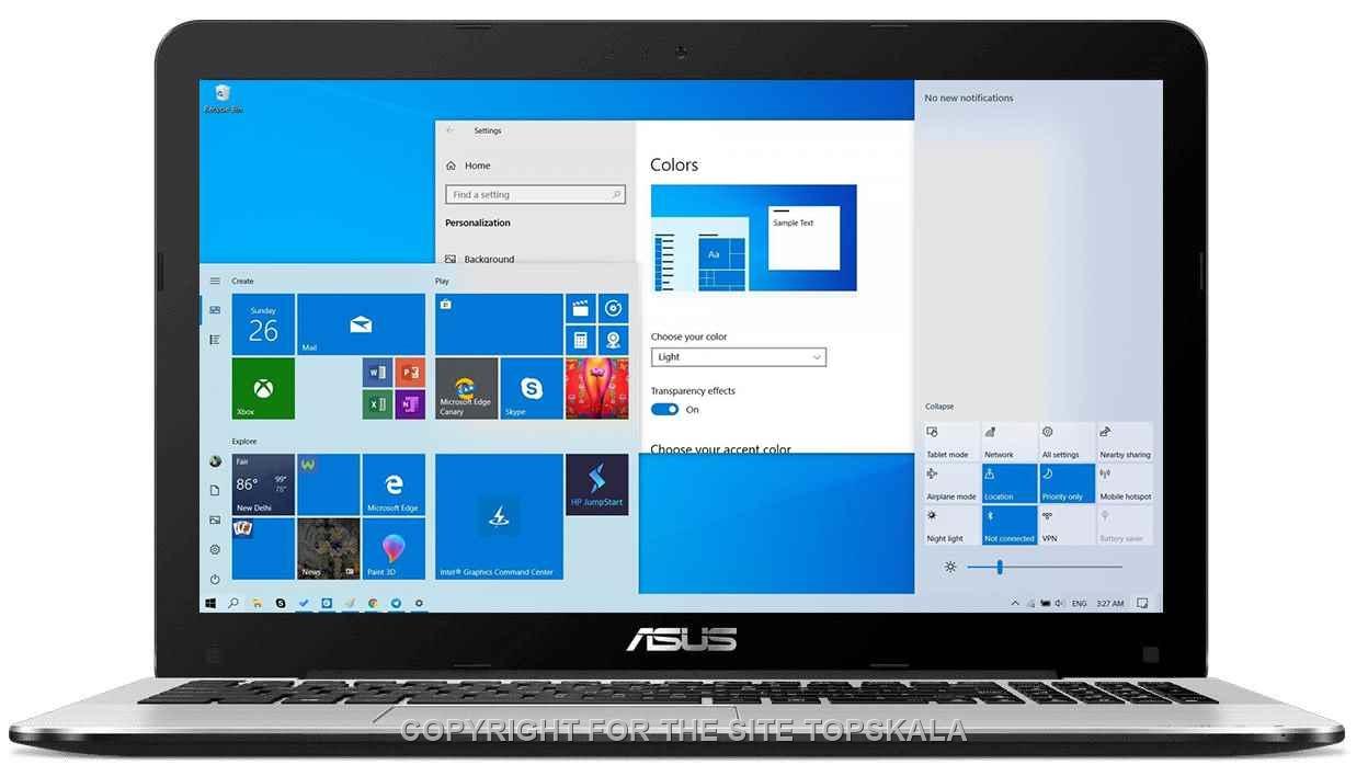 لپ تاپ استوک ایسوس مدل X555UF با مشخصات i5-8GB-1TB-HDD-2GB-intel-HD-2GB-nVidia