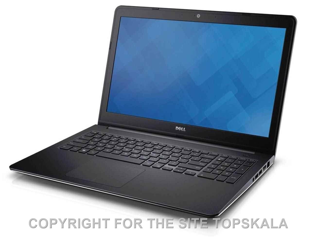 لپ تاپ استوک دل مدل Inspiron 5548 با مشخصات i5-8GB-500GB HDD-2GB intel HD 5500