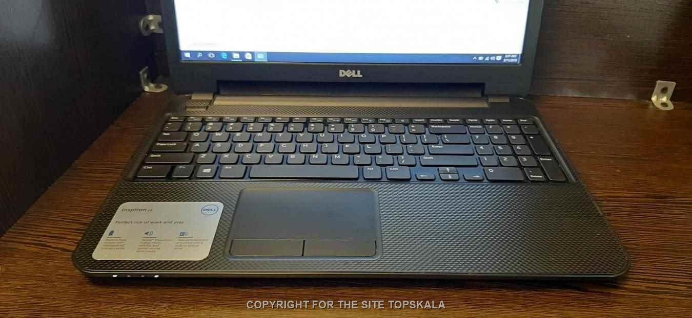لپ تاپ استوک دل مدل Inspiron 5321 با مشخصات i5-8GB-1TB-HDD-2GB intel HD