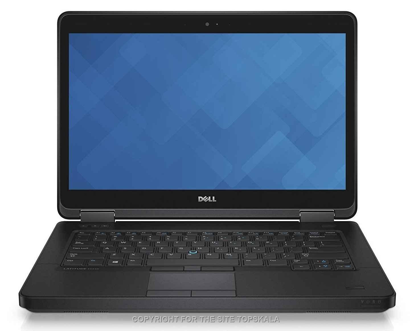 لپ تاپ استوک دل مدل Dell Latitude E5440 - دارای گرافیک مجزا nVidia GT 720M