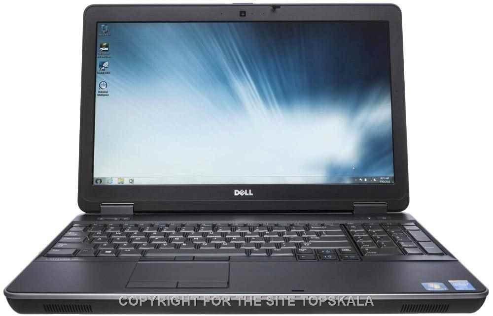 دل / لپ تاپ استوک دل مدل Dell Latitude E6540