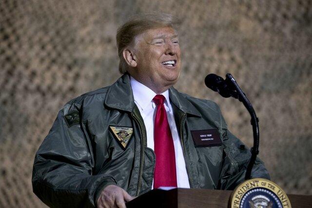 ترامپ ایران را تهدید به حمله نظامی کرد/آنها کلماتی مثل «خوب» و «دلسوزی» را نمیفهمند