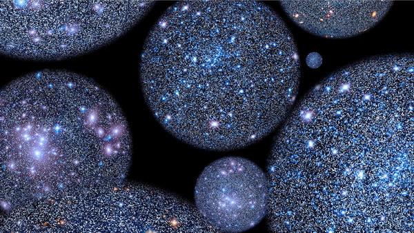 دنیاهای موازی ، از تئوری تا واقعیت ,دنیای کوانتوم