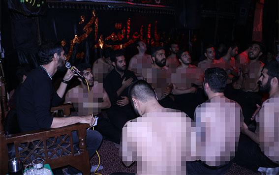 مداحی کربلائی امیر توحید درمراسم ششمین سالگرد شهادت شهیددولت آبادی