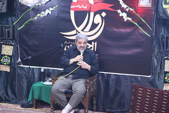 سخنرانی استاد گلیان درمراسم  ششمین سالگرد شهادت شهیددولت آبادی