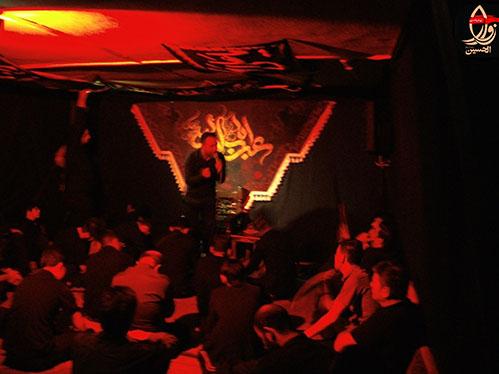 مداحی حاج موسی رضایی در مراسم هفتمین سالگرد شهادت شهید محمد علی دولت آبادی