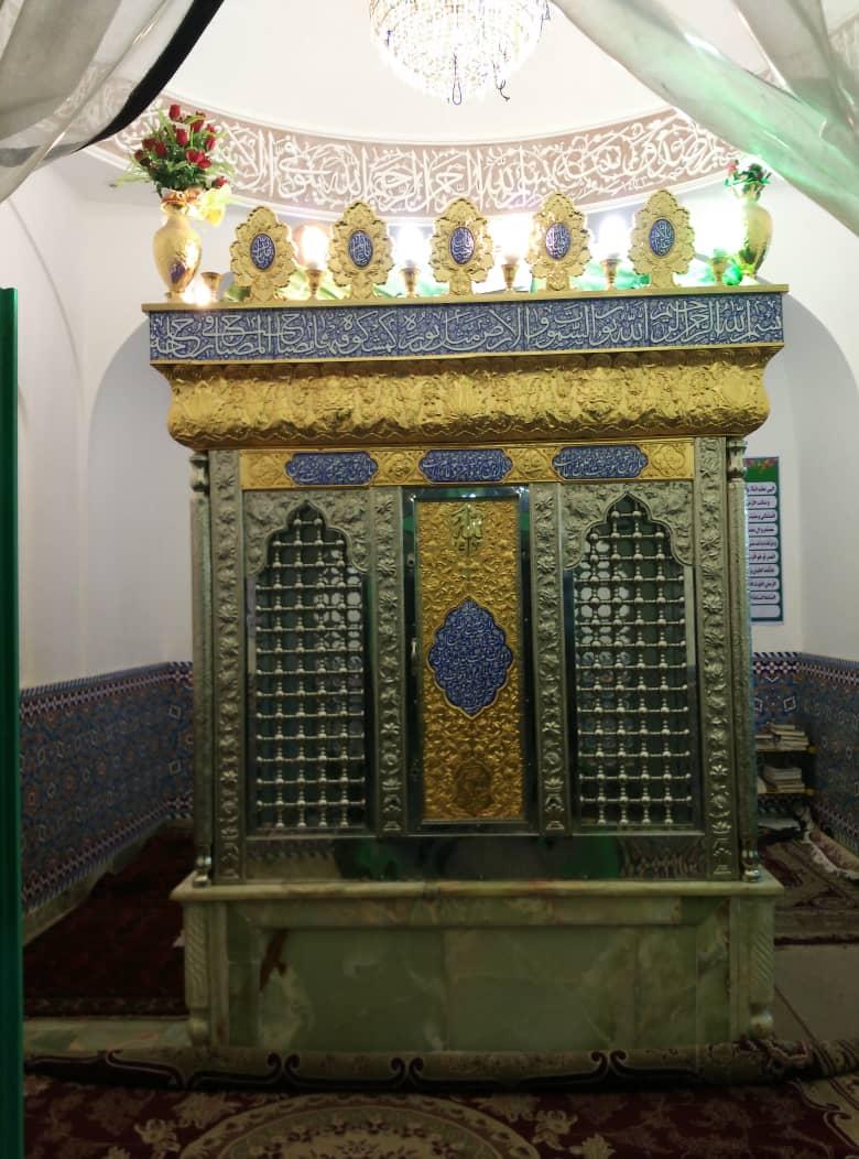 امامزاده زید از نوادگان حضرت امام سجاد (ع). واقع در کوچۀ مسجد چهارمردان قم. عکاس: دامنه