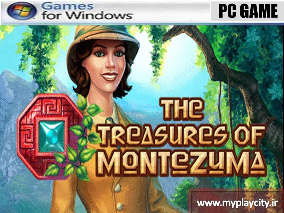 دانلود بازی The Treasures of Montezuma برای کامپیوتر