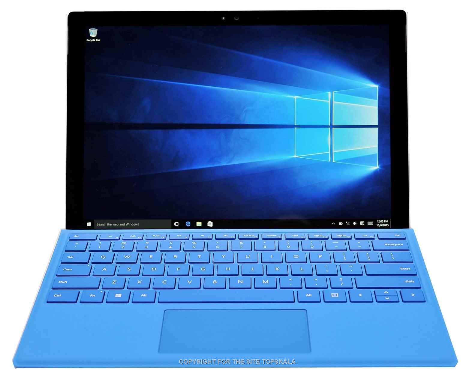 مایکروسافت / سرفیس استوک مایکروسافت مدل Microsoft Surface Pro 4