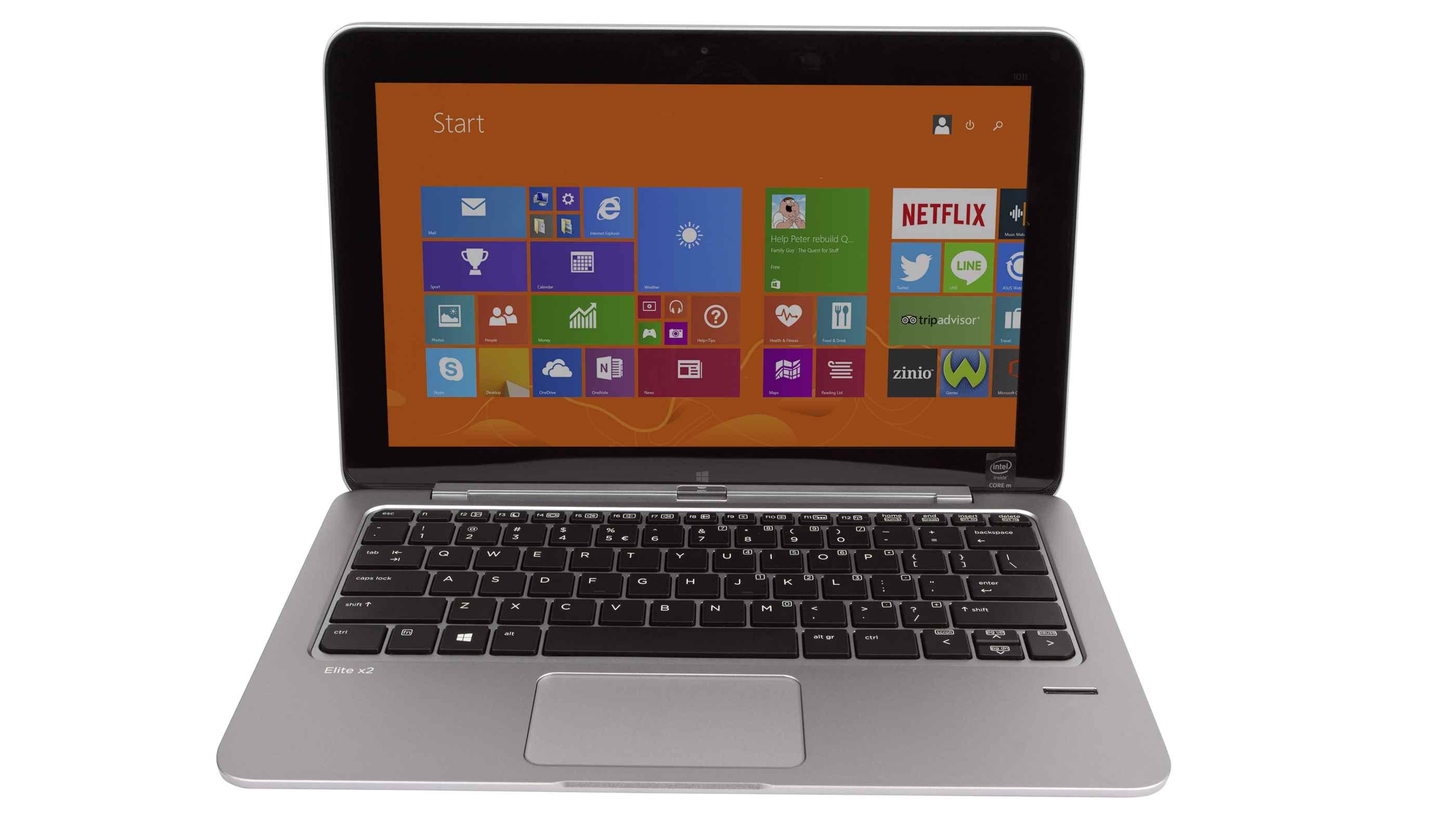 اچ پی / لپ تاپ استوک اچ پی مدل HP Elite x2 1011 G1