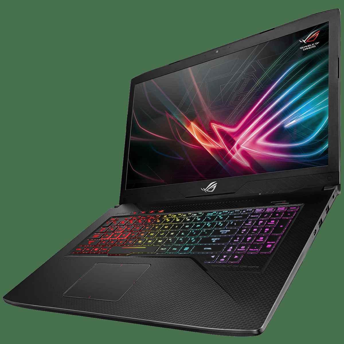 لپ تاپ استوک ایسوس مدل ASUS Gaming GL703GE با مشخصات i7-8GB-1TB-SSHD-4GB 1050ti