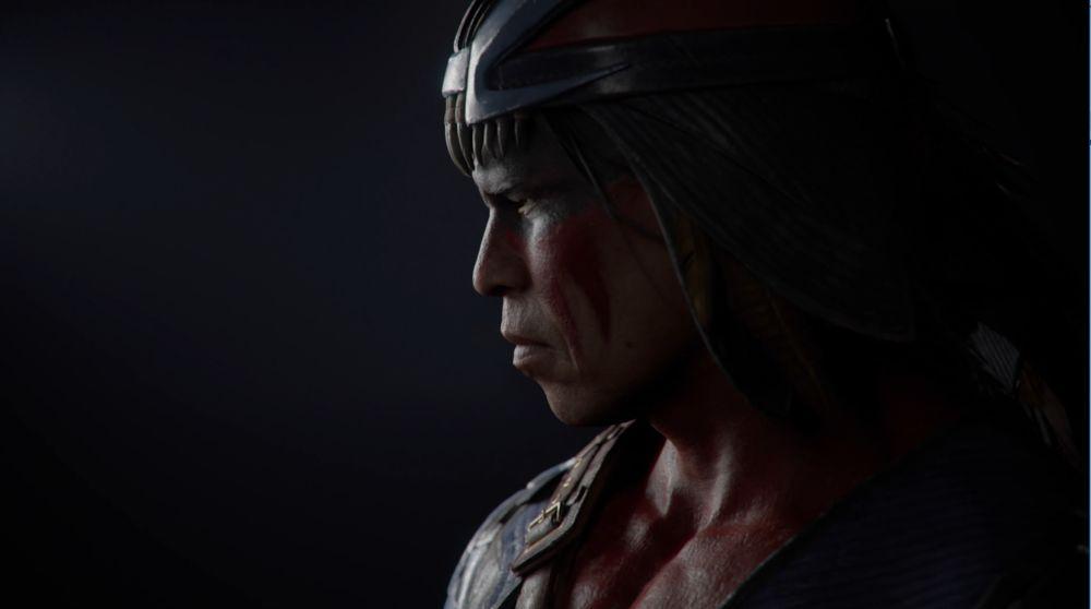 کارگردان Mortal Kombat 11 به نمایش تریلر Nightwolf در Evo 2019 اشاره میکند