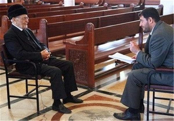 صحبت های حنا فاخوری کشیش مسیحی راجع امام علی ع و نهج البلاغه