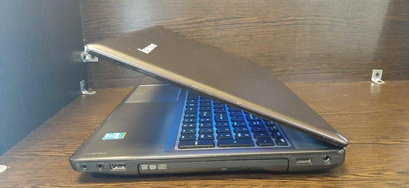 لپ تاپ استوک لنوو مدل LENOVO IDEAPAD z580 با مشخصات i5-3gen-8GB-1TB-HDD-2GB-intel-HD-4000