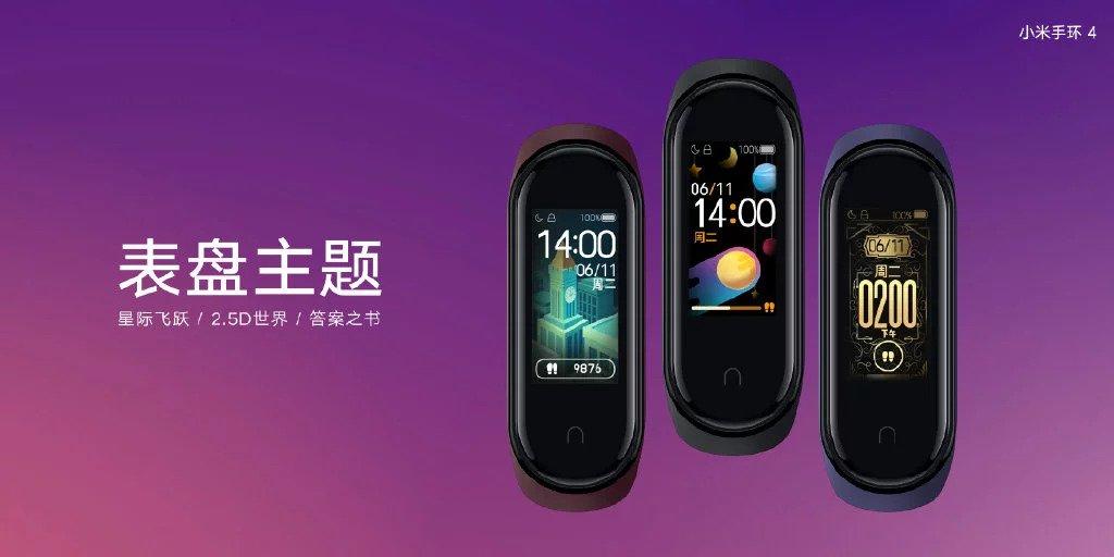 xiaomi mi band 4 smart wristband bracelet Xiaomi Mi Band 4 Smart Wristband Bracelet Xiaomi Mi Band 4 Smart Wristband Bracelet3