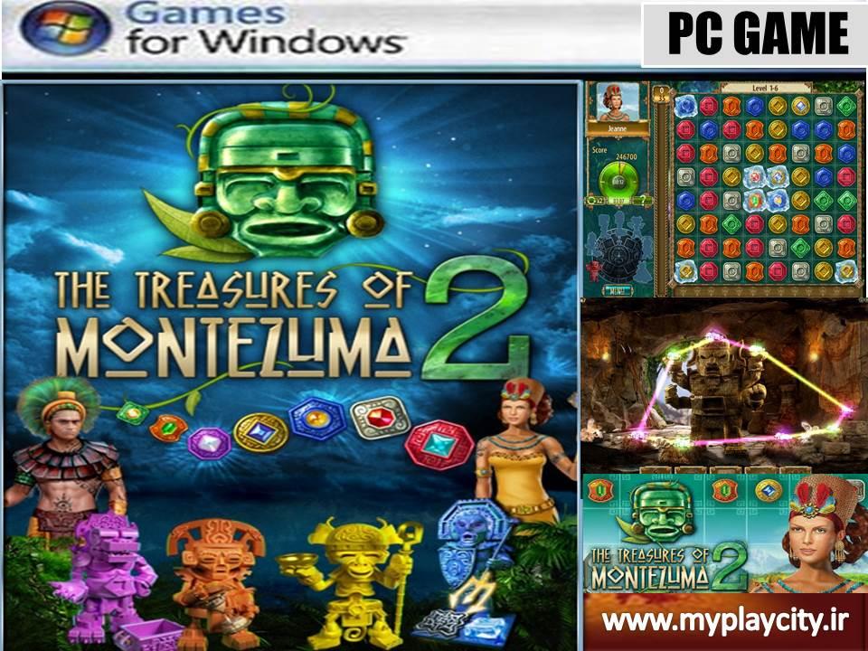 دانلود بازی The Treasures Of Montezuma 2 برای کامپیوتر