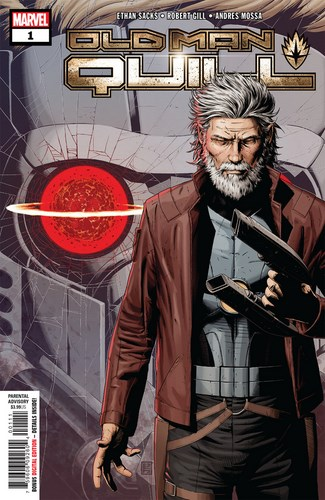 Cover Old Man Quill