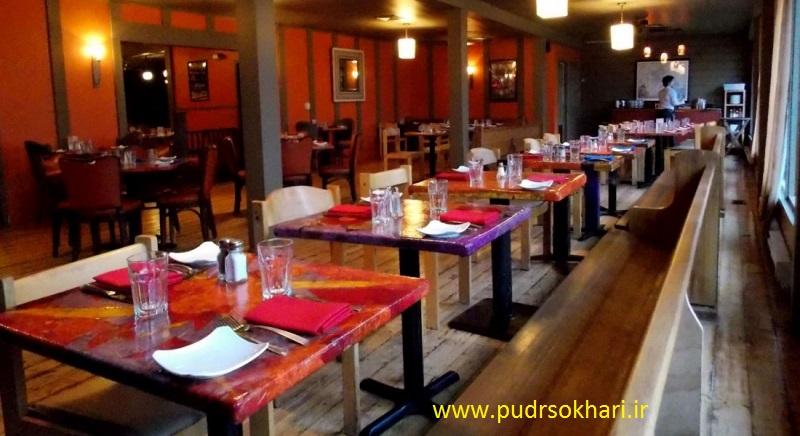 بهترین رستوران ها و فست فودهای ایران