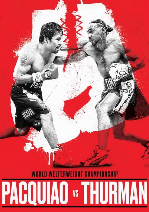 دانلود مبارزه ی بوکس :   Manny Pacquiao vs. Keith Thurman