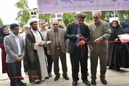 کارگاه صنایع دستی معلولان تالش راه اندازی شد