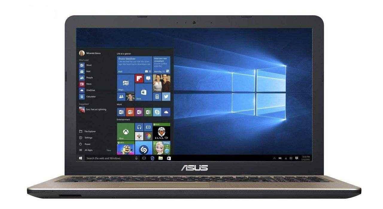 لپ تاپ استوک ایسوس مدل ASUS VIVOBook x540UBR با مشخصات i5-8gen-8GB-1TB-HDD-4GB-nVidia-110MX-GDDR5