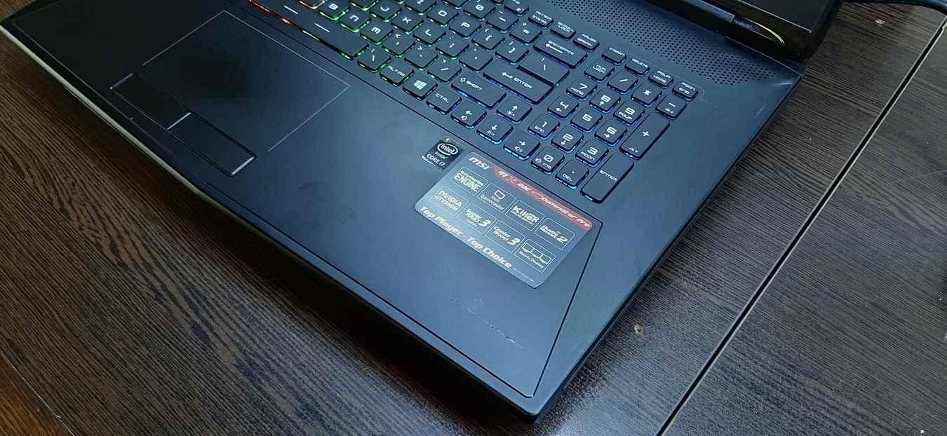 لپ تاپ استوک ام اس آی مدل MSI GE 72 2QE DOMINITOR PRO با مشخصات i7-4gen-4GB-128GB-SSD-1TB-HDD-8GB-nVidia-GTX-980M