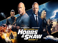 دانلود فیلم Fast and Furious Presents: Hobbs and Shaw 2019