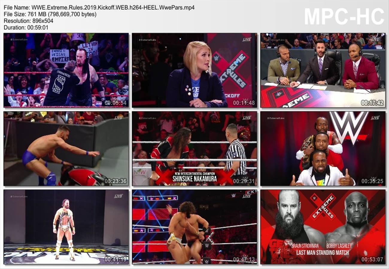 کشتی کج WWE