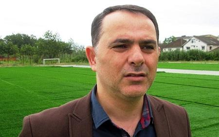 نواقص زمین فوتبال آستارا تا پایان مرداد برطرف میشود