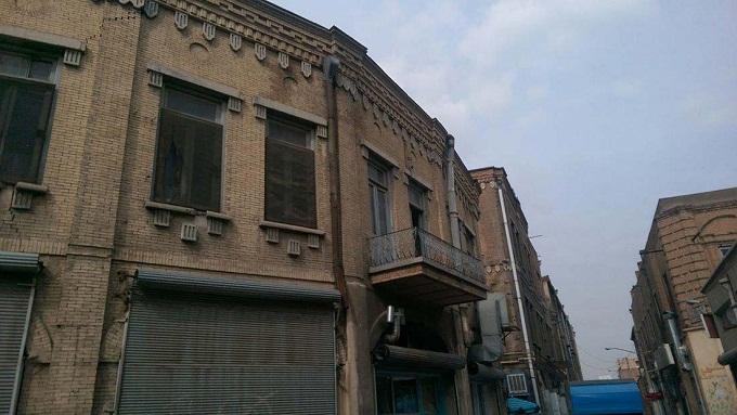 معماری تبریز