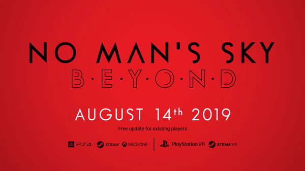 تماشا کنید: تاریخ عرضه No Man's Sky Beyond سرانجام اعلام شد