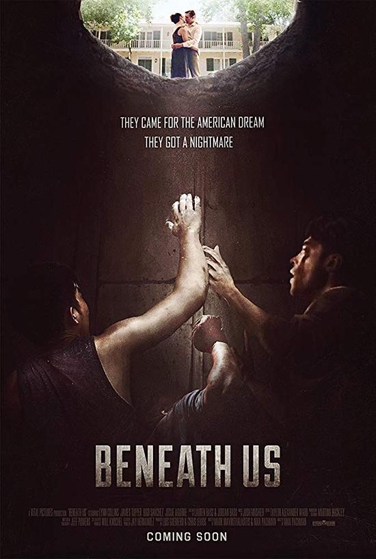 دانلود فیلم زیر ما - Beneath Us 2019