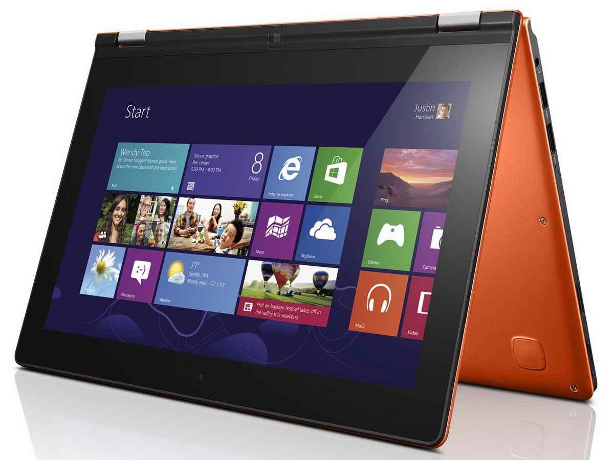 لنوو / لپ تاپ استوک لنوو مدل Lenovo ideapad Yoga 11s