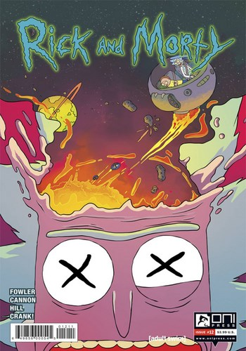 Cover_Rick_Morty