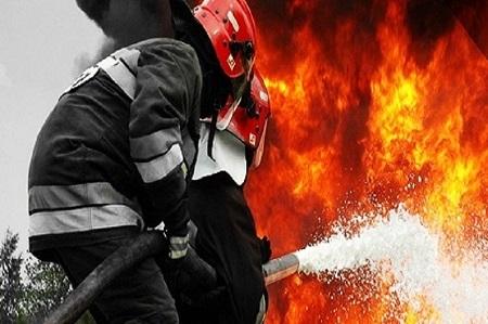 آتش سوزی آموزشگاه آرایشگری در آستارا مهار شد