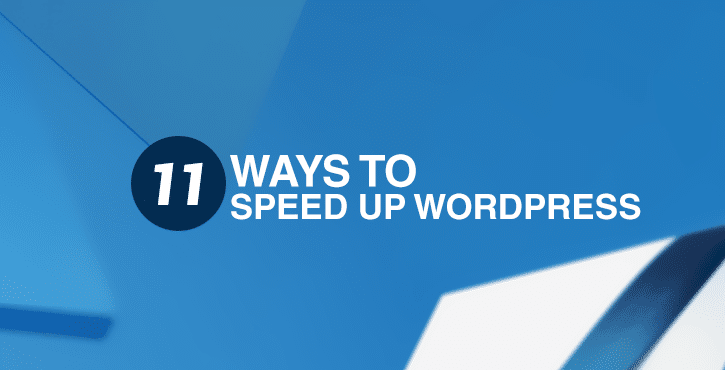 how to Speed Up WordPress Performance