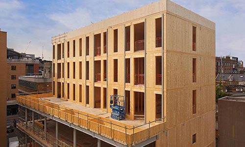 آیا ساختمانهای چوبی راهحل مشکل تغییرات اقلیمی هستند؟