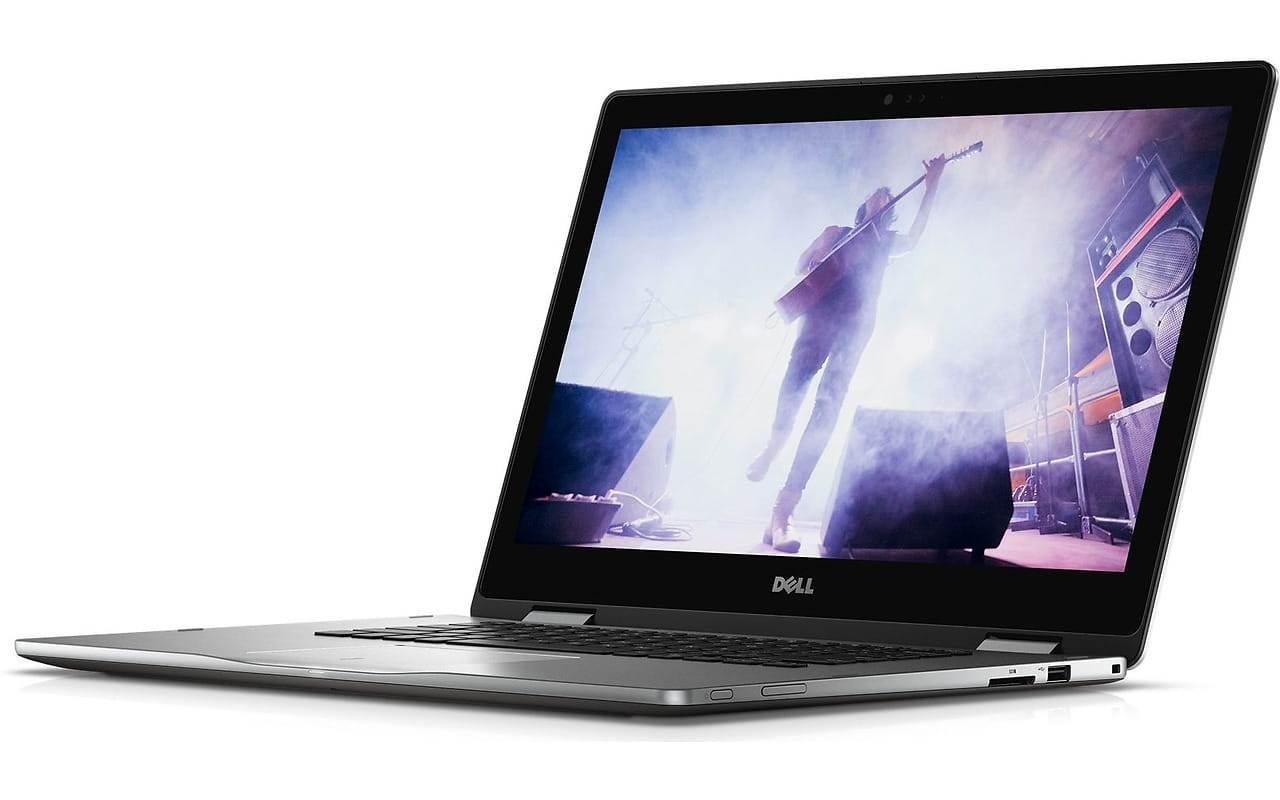 لپ تاپ استوک اچ پی مدل DELL Inspiron 15 7569 با مشخصات i5-6th-8GB-256GB-SSD-4GB-intel-HD-520